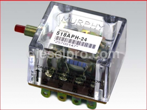 24 volts relay for switch gauge