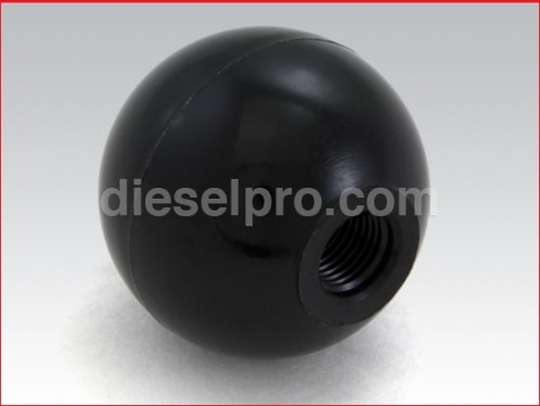 35232-004 Teleflex Morse Marine Control Red Knob