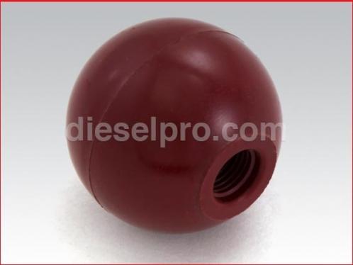 35232-001 Teleflex Morse Marine Control Red Knob