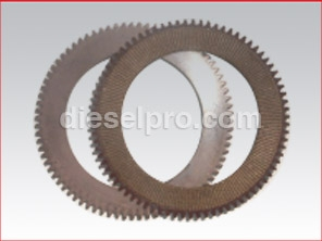 Clutch plate for Twin Disc marine gear MG502,