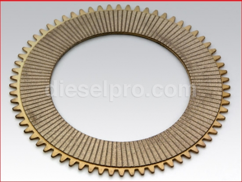 Clutch plate for Twin Disc marine gear MG506 and MG5050