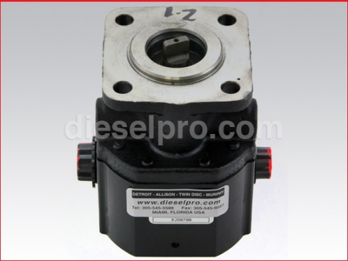 Oil pump for Twin Disc marine gear MG506