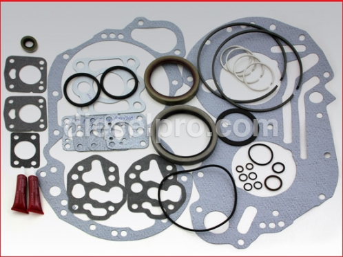 Gasket and seal kit for Twin Disc marine gear MG5091