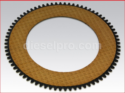 DP A4480R Clutch plate for Twin Disc marine transmission