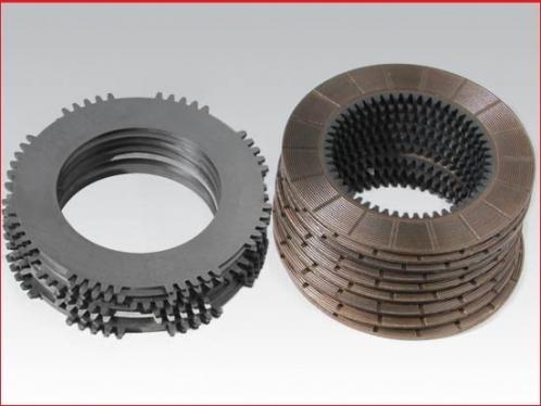 Overhaul plate kit for Twin Disc marine gear MG521