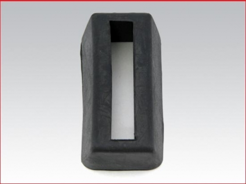 Rubber block for Twin Disc marine gears