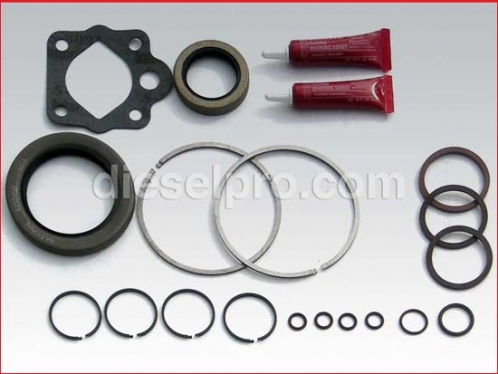 Gasket and seal kit for Twin Disc marine gear MG502