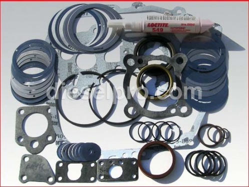 Gasket and seal kit for Twin Disc marine gear MG5050 SC