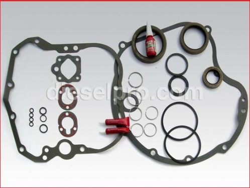 Gasket and seal kit for Twin Disc marine gear MG506