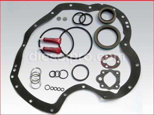 Gasket and seal kit for Twin Disc marine gear MG507