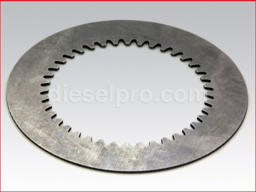 Clutch plate for Twin Disc marine gear MG507 and MG5075