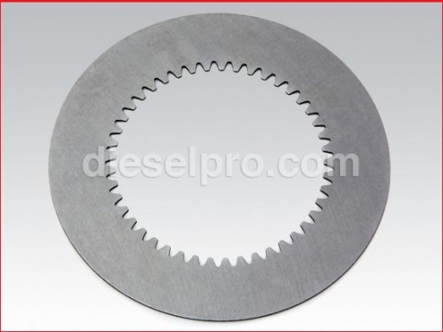 Clutch plate for Twin Disc marine gear MG5111 and MG5114