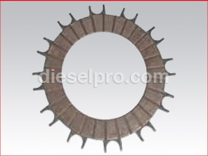 Clutch plate for Twin Disc marine gear MG514