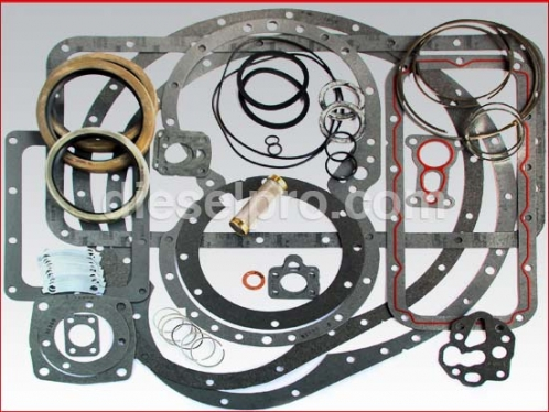 Gasket seal kit for Twin Disc marine gear MG514 A AND B