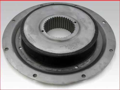 Rubber coupling for Twin Disc marine transmission
