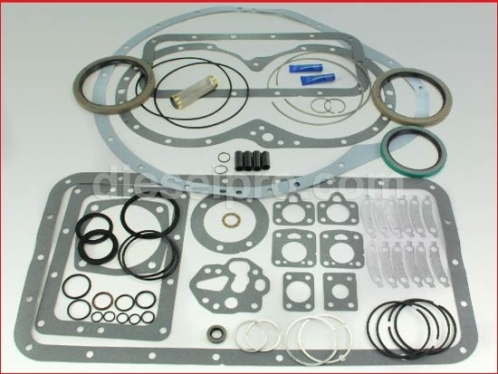 Twin Disc Gasket and Seal Kit for Marine Gear MG514 C