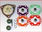 Detroit Diesel engine series 60,Repair kit,Fuel pump,23517845 RK,Kit de reparacion,Bomba de combustible