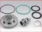 Detroit Diesel engine, Adaptor  Oil filter,from cartridge to Spin-on,25010854,Adaptador filtro de aceite,De cartucho a Tipo nuevo