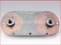 Allison marine gear M and MH,Oil cooler 8 plates,8547551,Enfriador de aceite con niple,8 placas