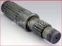 Lower output shaft, Allison marine transmission MH, 6771998, new style - Used