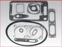 Detroit Diesel,271,Gasket kit,Cylinder Head,5192433,Kit,empacaduras,cabezote,2-71