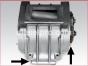 Detroit Diesel engine 371, Blower 371 right Hand,BLOW 371,Soplador 371 derecha