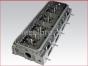 Detroit Diesel engine,Cylinder head Rebuilt, 5102771B4, Cabeza o culata reconstruida sin valvulas