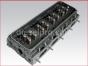 Detroit Diesel engine,Cylinder head with valves and springs,5149878V, Cabeza o culata con valvulas y resorte