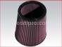 Detroit Diesel Engine,filter tappered 9X 9,CD196,Filtro