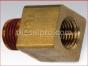 Detroit Diesel engine,Fitting,restriction,R80,8925042,Fitting,restriccion R80