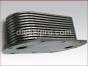 Detroit Diesel engine,Oil cooler for 13 plates housing,8547581,Enfriador de aceite para housing de 13 placas