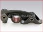 Detroit Diesel engine series 53,Rocker arm left hand,5135267,Rocker arm Izquierdo