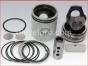 Detroit Diesel engine,Series 71,linerless kit Turbo intercooled,5424 P,Linerless kit Turbo intercooled