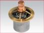 Detroit Diesel engine,Thermostat,5124872,Termostato motor turbo