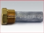 Detroit Diesel engine,E3C,Zinc  Raw water pump,Zinc Para bomba de agua salada