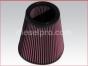 Detroit Diesel Engine,filter tappered,7.5 X 10,CD195,Filtro