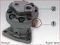 Detroit Diesel engine,Fuel Pump,Right hand,Rebuilt,5199561R,Bomba combustible,Derecha,Reconstruida