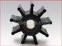Detroit Diesel engine,Impeller,Raw water pump 4-1/2