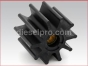 Detroit Diesel engine,Impeller  Raw water pump,5193602,Impeller para bomba de agua salada