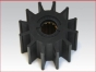 Detroit Diesel engine, Impeller for Raw water pump 2-1/2