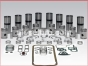 Detroit Diesel,Inframe Kits,Rebuilding kit 6V71 cross_head natural,2 piece piston,IFK6V71CH,Kit de reparacion 6V71 crosshead natural,piston de 2 piezas