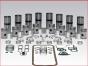 Detroit Diesel,Inframe Kits,Rebuilding kit 6V71 cross head natural,2 piece piston,IFK6V71CH,Kit de reparacion 6V71 crosshead natural,piston de 2 piezas