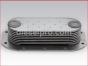 Detroit Diesel engine series 60,Oil cooler,8 plates,8547626,Enfriador de aceite,8 placas