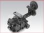Detroit Diesel engine series 71,Oil pump,Rebuilt,5175988,Bomba de aceite,reconstruida
