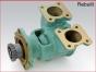 Raw,sea water pump,Detroit Diesel engine,Rebuilt,23507971R,Bomba,Agua,Motor,Marino