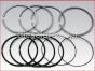 Detroit Diesel,serie 53 Natural,Ring Set,5198822P,Juego anillos,aros