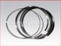 Detroit Diesel series 60,Ring Set,Piston,23503747P,Juego de anillos o aros,piston