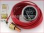 Engine gauges,Engine water temperature gauge 20 feet,20BTG250-20,Reloj Temperatura de agua 20 pies