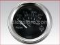 Engine gauges,Engine water temperature gauge 250 F 24 volts,Electrical, 26026140,Reloj Temperatura de agua 250F 24 volts,Electrico