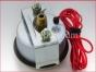 Engine gauges,Mechanical with Alarm Switch or switchgage,Mechanical Transmission oil pressure gauge 0 to 300 PSI,20P300,Reloj o indicador mecanico Presion de aceite de la transmision 0 a 300 PSI